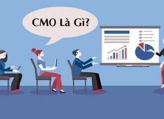 CMO là vị trí gì? Nhiệm vụ cụ thể và vai trò của một CMO